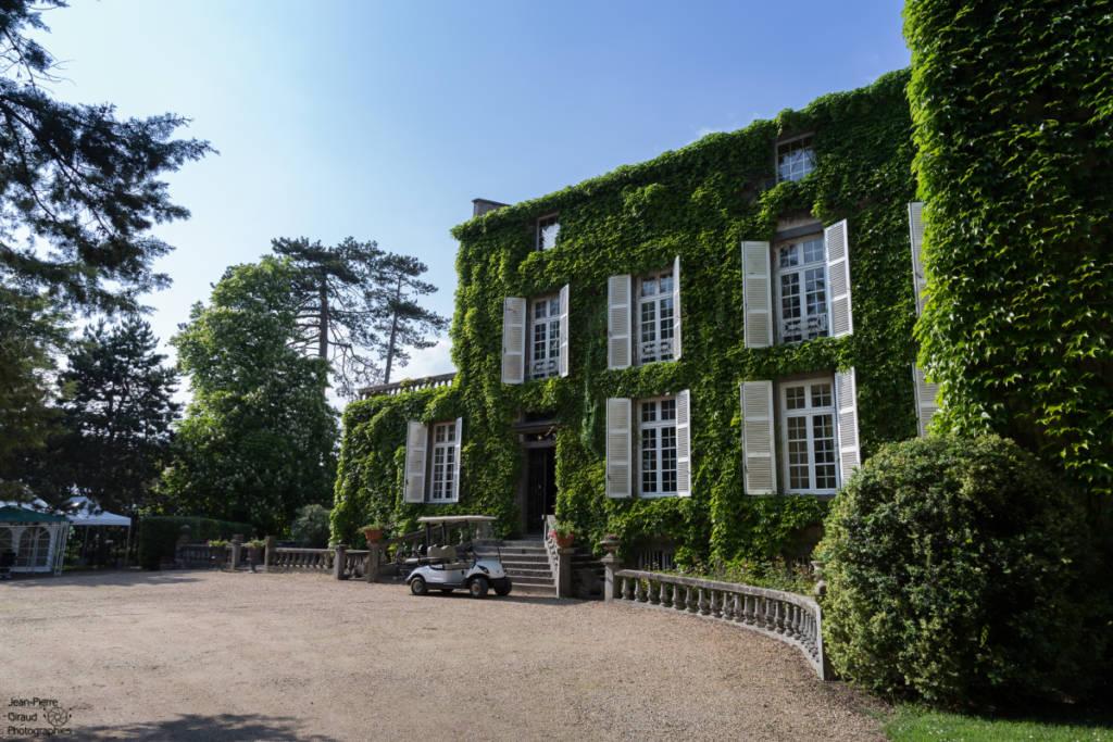 Local : Château de Saulnat