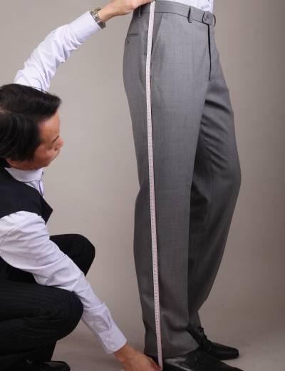 Longueur pantalon