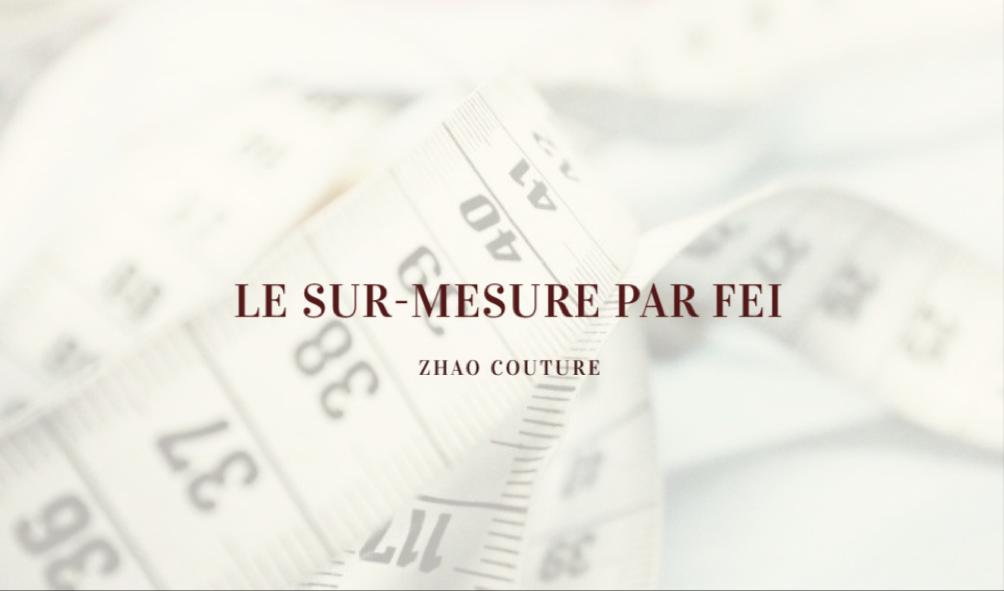 Confinement : quels changements pour les clients de ZHAO Couture ?