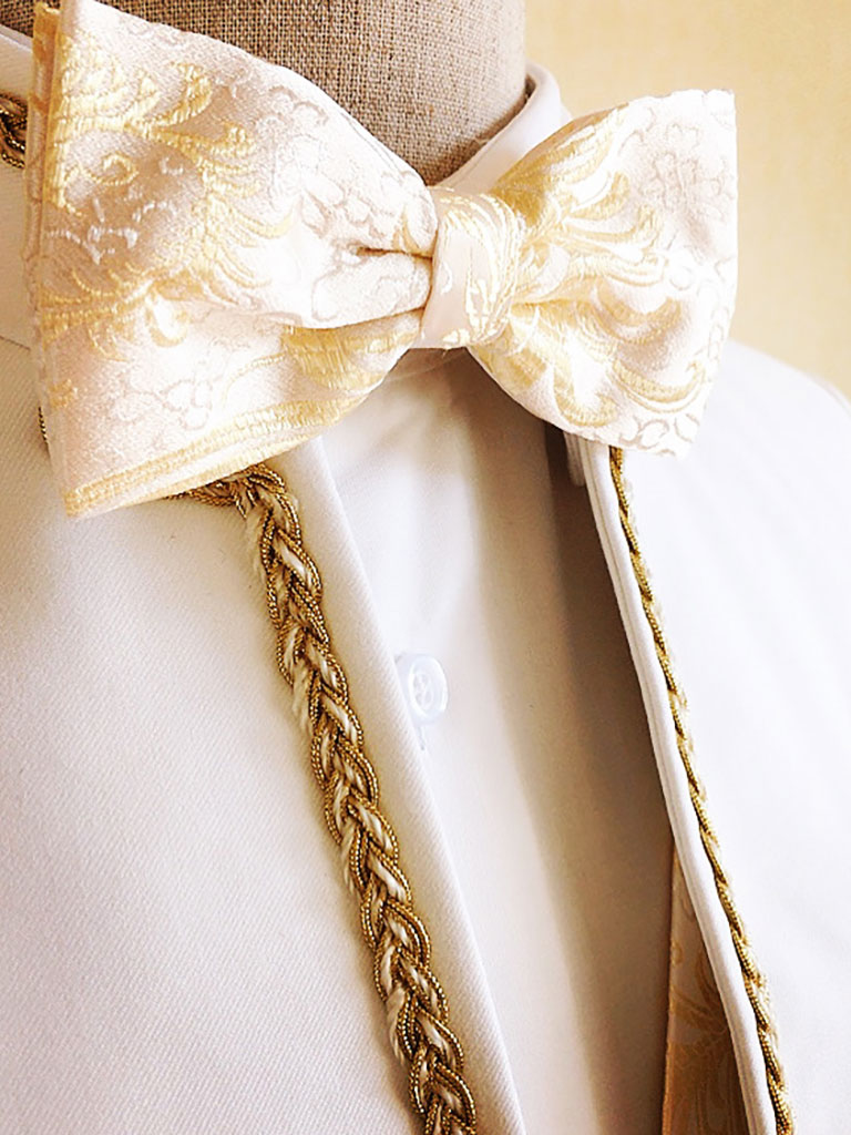 costume noeud papillon